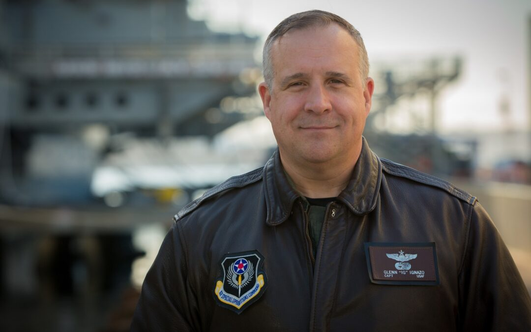 How Small Victories Changed This Military Pilot's Life After Losing It All